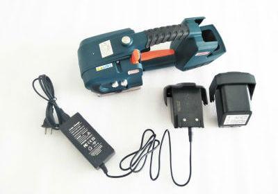 מכשיר ידני אוטומטי לסגירה והלחמת סרט קשירה