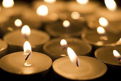 נרות להבונים