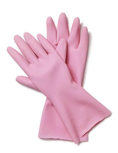 כפפות חד פעמי - כפפות לשטיפת כלים -כפפות משק בית