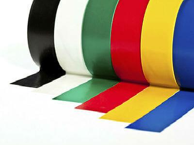 סרטי הדבקה צבעוניים