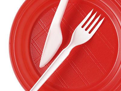 חד פעמי, צלחות חד פעמי, כוסות חד פעמי, סכין חד פעמי, סכום חד פעמי